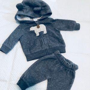 Other - Carters newborn baby boy set